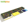 hot sell children and adult indoor or outdoor combination trampoline