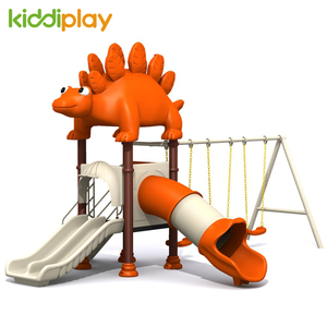 Outdoor Playground for Preschool Gym Sports Dinosaur Series Kids Equipment
