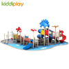 New Beautiful Animal Kids Play Outdoor Playground Equipment Dinosaur Series