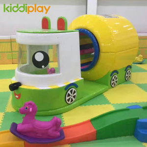 2018 Newest Kids Soft Electric Game Indoor Playground Equipment