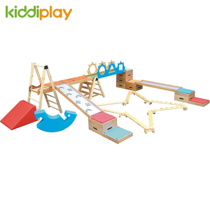 Soft Play Sensory Equipment Kids Indoor Slide for Kid Game Playground