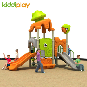 Newest Colorful Cheap Ocean Series Park Children Plastic Outdoor Playground