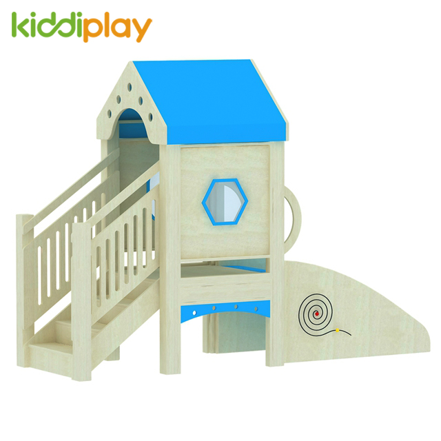 Kids Soft Play Indoor Play Structure Wooden Play Ground