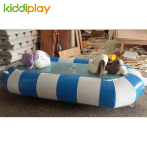 Newest Kids Indoor Playground Equipment Soft Spring Rider