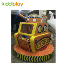China Soft Tank Electric Motion Soft Toys Indoor Playground Accessories for Children
