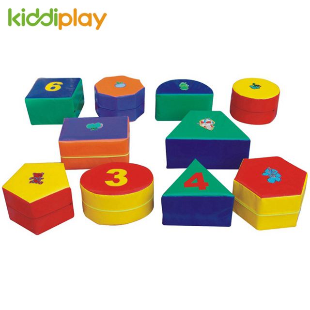 indoor Building Blocks for Kids Educational Soft Toys Toddler Playground