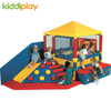 Interesting Indoor Commercial Soft Kids Playground Ball Pit for Toddler Play Sale