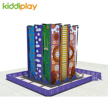 Customized Design Multi-Functional Climbing Wall Indoor Playground for Kids