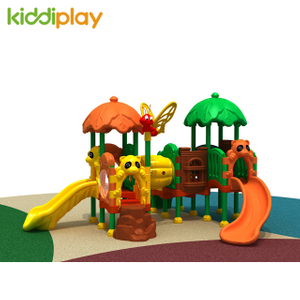 Top Quality Fairy Tale Castle Kids Plastic Series Outdoor Playground for Sale