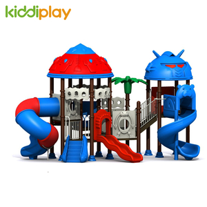Commercial Transformers Series Playground Equipment Outdoor Robot Theme