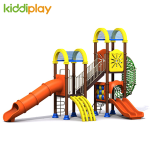 China Manufacturer Playground Equipment, Plastic Kids Playground