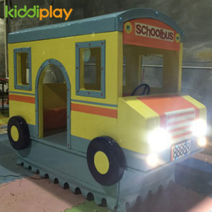 Children Game School Car Soft Game for Indoor Playground