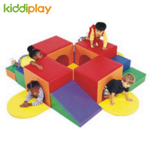Soft Play Kids Indoor Tunnel Playground Equipment