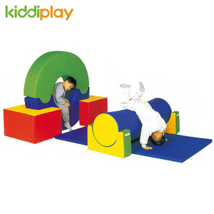 High Quality Kids Play Area Indoor Soft Indoor Playground Equipment