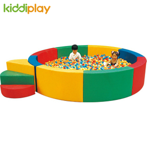 Preschool Indoor Soft Ball Pits Play Equipment