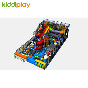 Space Style Small Universe Style Kids Indoor Playground