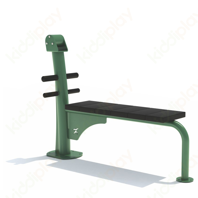 Outdoor Hydraulic Bench Press Gym Equipment Exercise Abdominal Strength