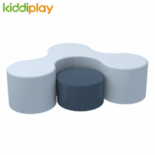 Hot Selling Kids Indoor Playground Soft Sofa And Stool Sets