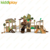 China Wholesale Custom Personalized Kids Playground Park Outdoor Children Amusement Park Equipment