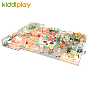 Commercial Shopping Mall Kids Indoor Play Center Children Indoor Playground