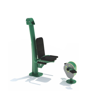Outdoor Work Out Steel Hydraulic Outdoor Fitness Equipment