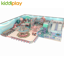 Amusement Park Style Naughty Castle Indoor Playground