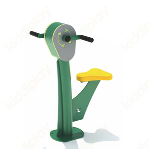 Fitness machine for exercising arm strength outdoor fitness hydraulic fitness