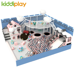 Amusement Park Soft Play Children Indoor Playground Combination Equipment Ball Pool Kids Toys