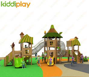 outdoor children playgrounds