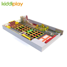 KD11085B 2019 TOP10 Design Trampoline Park Center