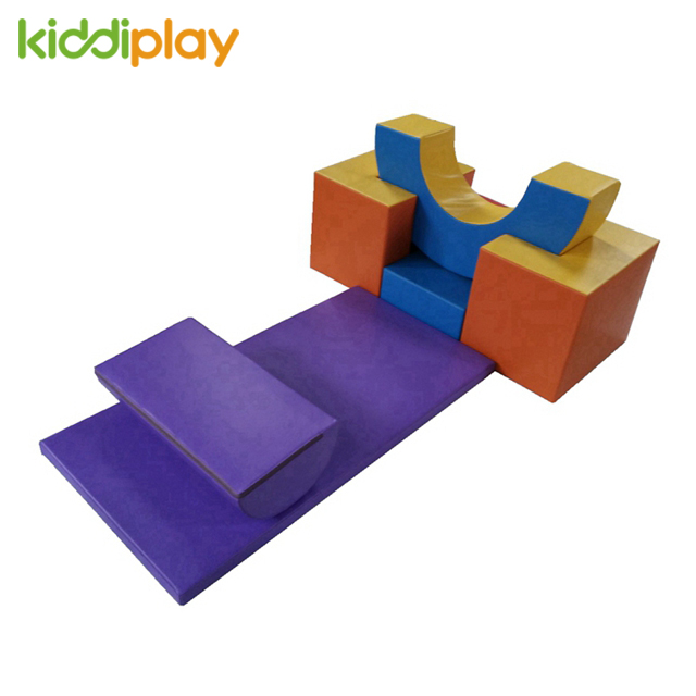 Safe Soft Toddler Play Kids Indoor Tunnel Playground Equipment