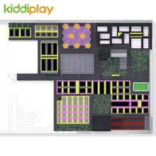KD11088A Cheap Price Professional Trampoline Park Center
