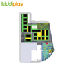 KD11058A Customized Trampoline Park With building blocks center