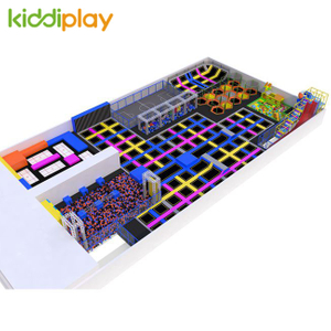 KD11078A Newest High Quality Trampoline Park Center