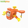 High Quality Kids Indoor Outdoor Playground Plastic Plane Slide