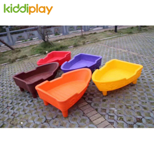 Children Playground Games Pirate Ships Ball And Sand Pool