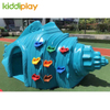 Play Toy Childhood Plastic Slide And Swing for Children Game