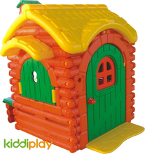 Wholesale Outdoor Plastic Castle Children Playhouse