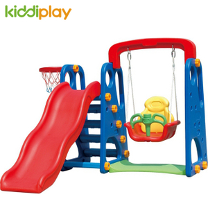 2018 Children's Play Toy Slide And Swing For Garden