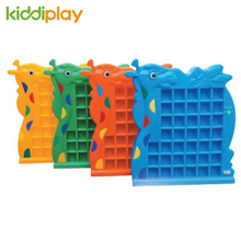Kids Plastic Tea Cup Rack for Kindergarten