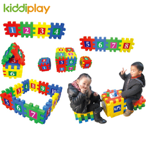 New And Hot Selling Kids Interlocking Building Block