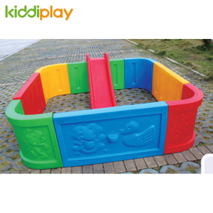 Kids Game Park Outdoor Toy for Ball And Sand Pool