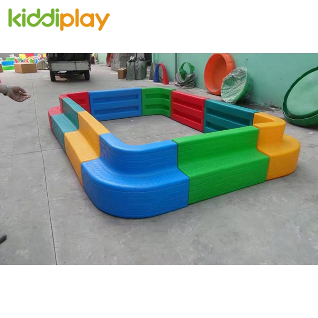 Plastic Ball And Sand Pool for Kindergarten Game