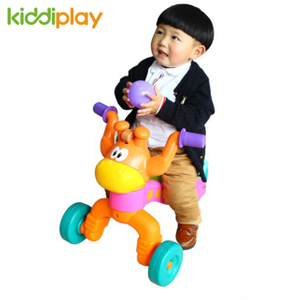 Hot Selling Cute Kids Plastic Toy Bike Kindergarten